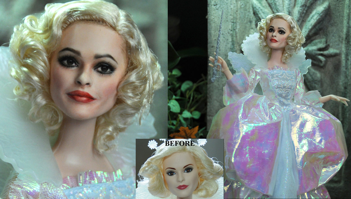 13-Helena-Bonham-Carter-Noel-Cruz-Hyper-Realistic-Make-up-on-small-Dolls-www-designstack-co