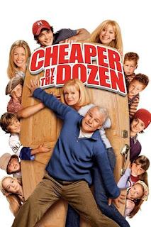 Cheaper by the Dozen ครอบครัวเหมายกโหลถูกกว่า ภาค 1