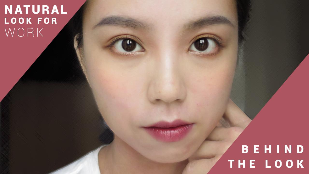 karman madokeki makeup turorial natural work