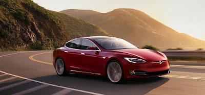 Tesla Model S, noticias del motor