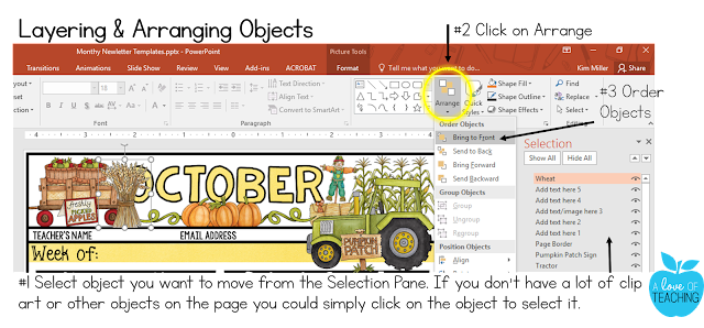 How to Layer and Arrange Objects in PowerPoint