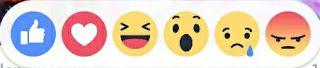 Reaction button fb