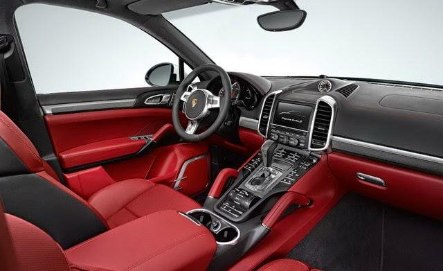 2015 Porsche Cayenne Redesign
