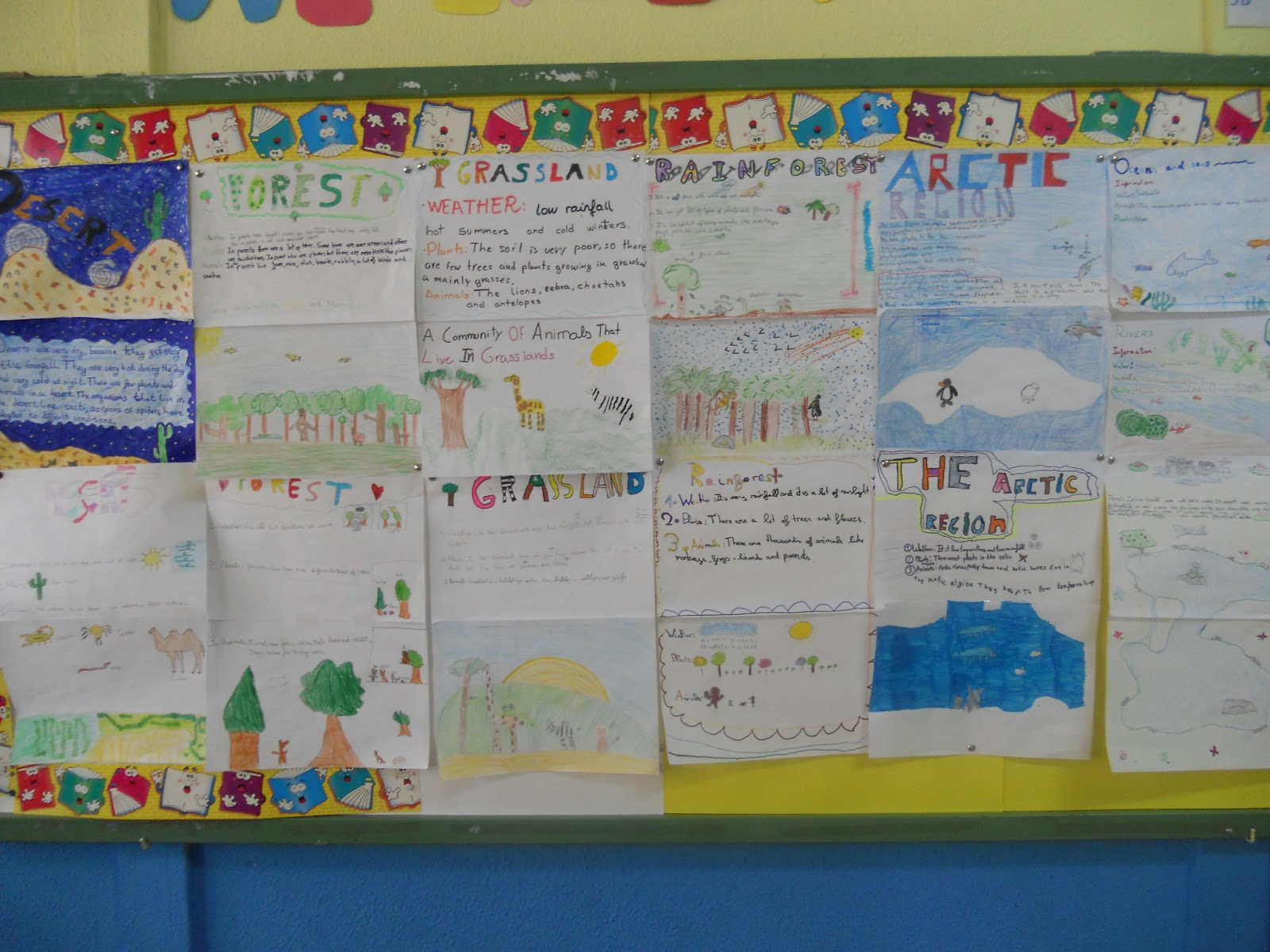 Our English Corner How Many Types Of Habitats Are There
