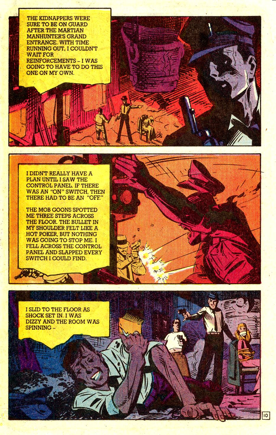 Read online Secret Origins (1986) comic -  Issue #35 - 33