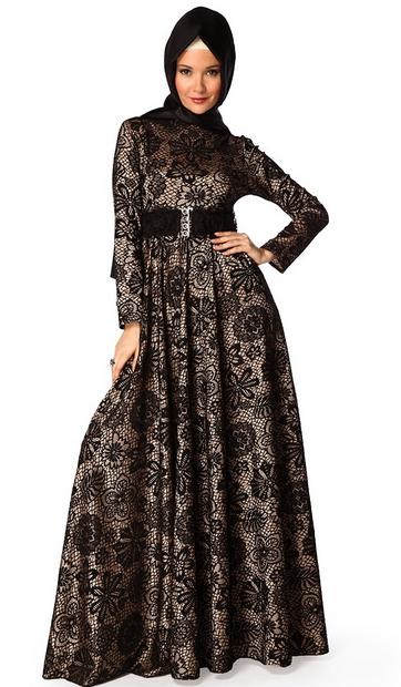 Busana Muslim Batik Modern