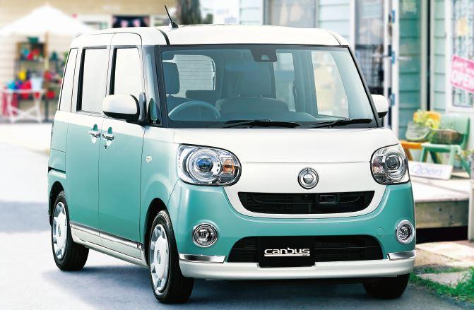 Leopaul S Blog Daihatsu Move Canbus