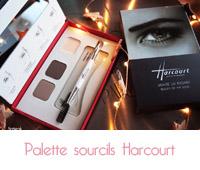 palette sourcils Harcourt
