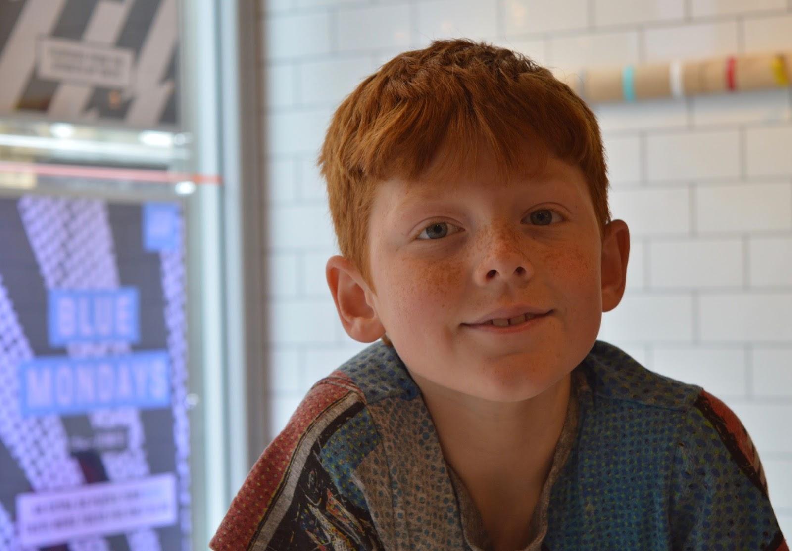 YO! Sushi Newcastle Grainger Street - Kids Menu Review