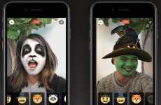 Halloween 2016: Facebook festeja Halloween con reacciones especiales, y además, filtros y máscaras en los videos en directo
