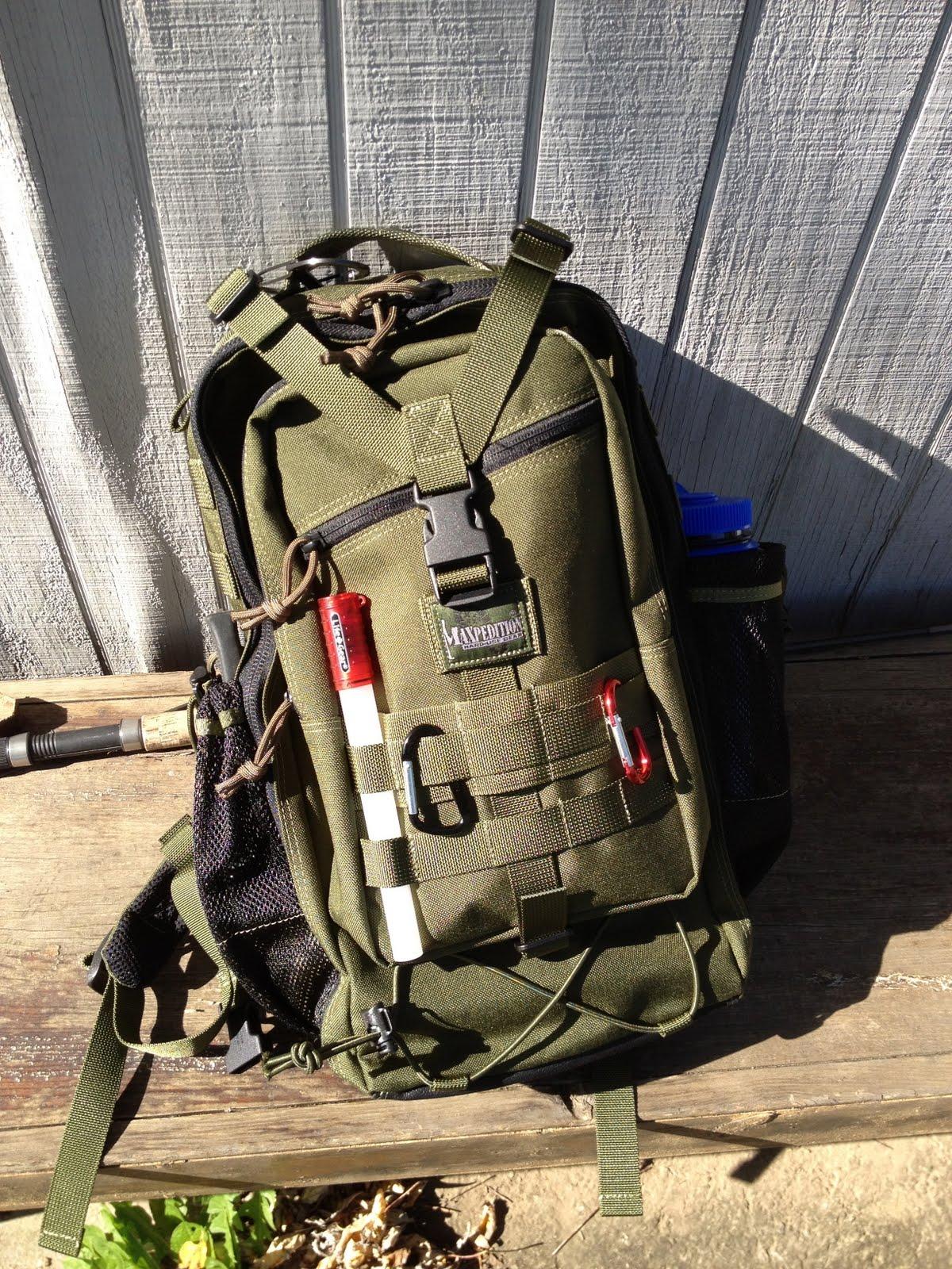 Maxpedition B O Bug Out Bag