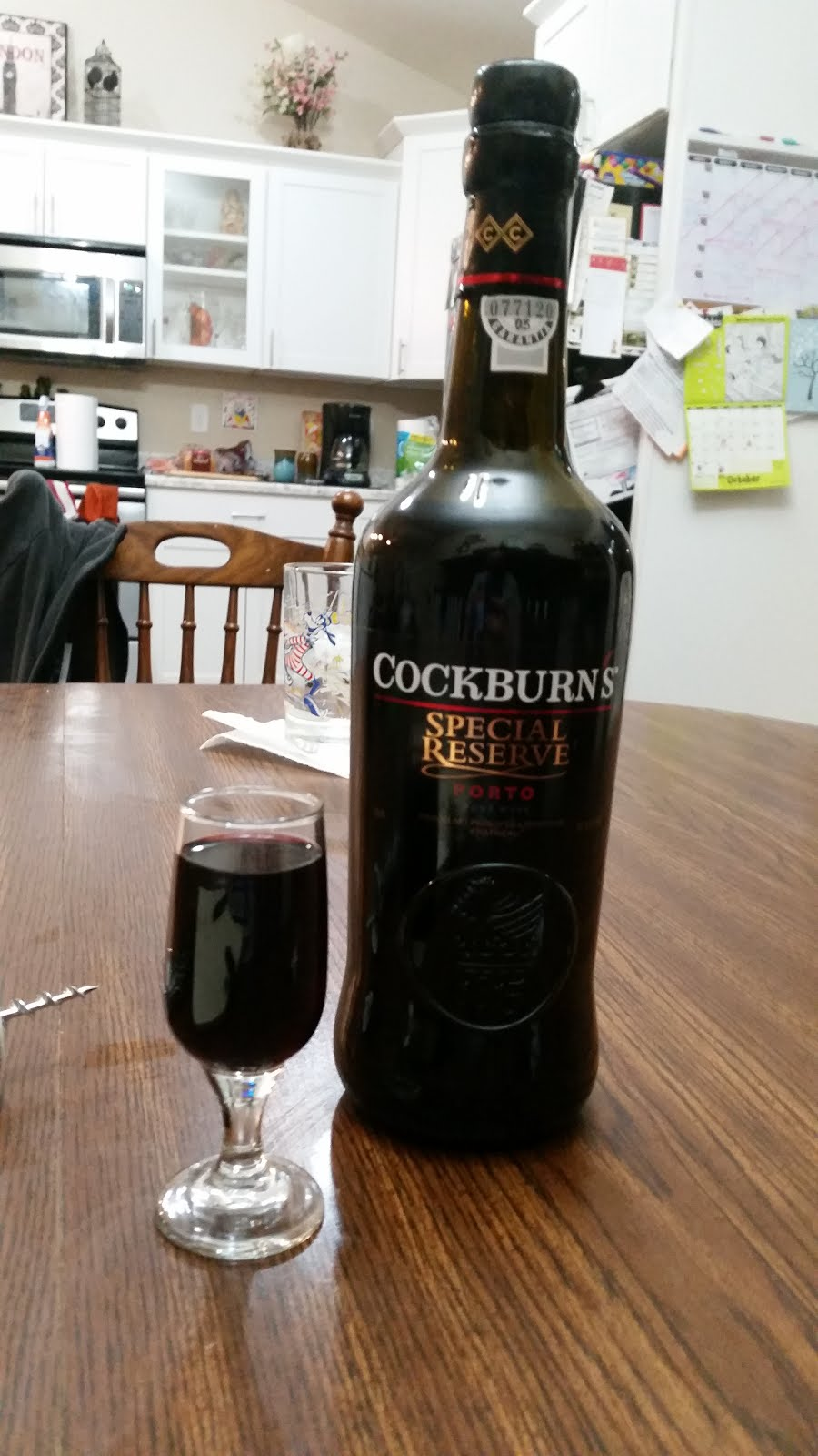 Boozehound Unfiltered: With A Name Like Cockburns, It's