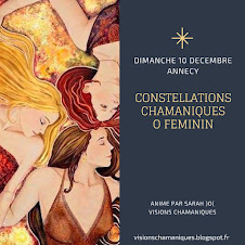 Constellations Chamaniques O Féminin