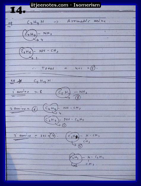 Isomerism14