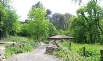 De Llanera a Salas por una antigua calzada romana