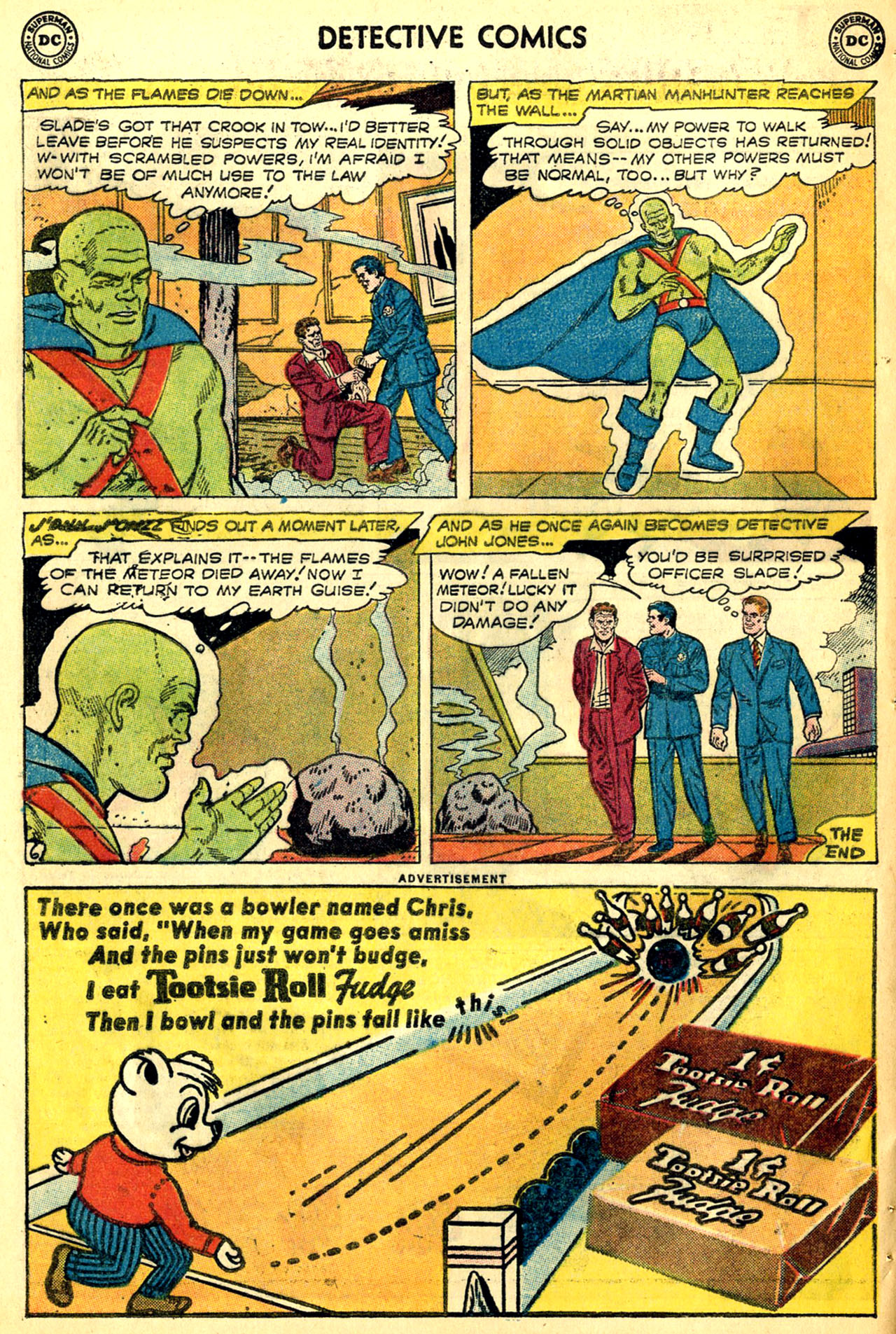 Read online Detective Comics (1937) comic -  Issue #268 - 32