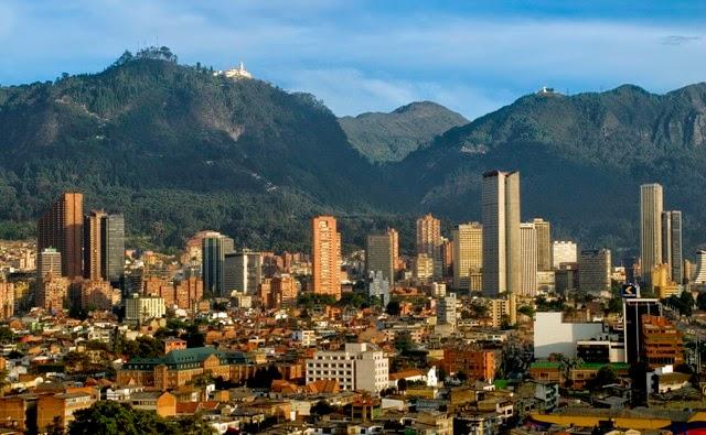 Bogotá na Colômbia