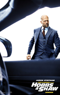 Hobbs And Shaw Movie Poster 3