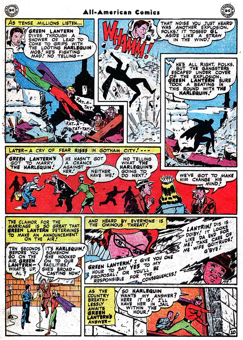 Read online All-American Comics (1939) comic -  Issue #91 - 12