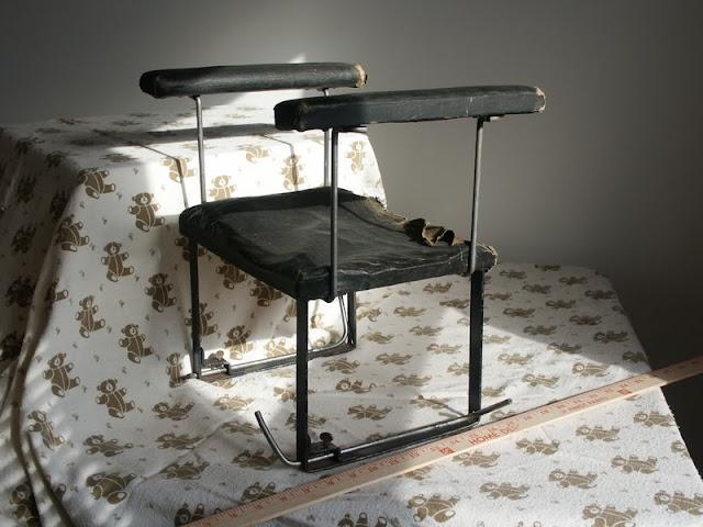 vintage autostoeltje