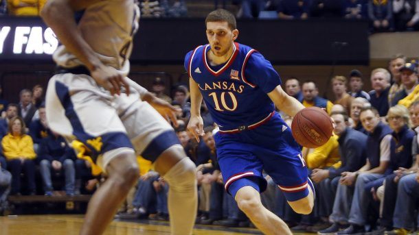 No. 10 Kansas overcomes deficits