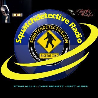 Squatchdetective radio