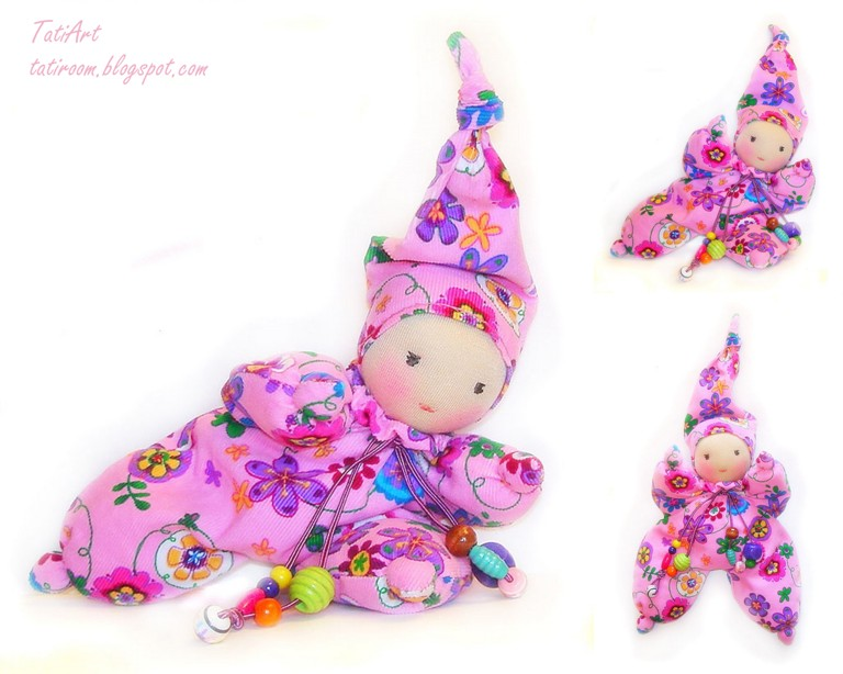 TatiArt. Natural dolls and toys.  01.06.11 - 01.07.11 6649283251b