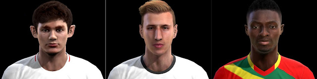 PES 2013 RB Leipzig Facepack by pablobyk