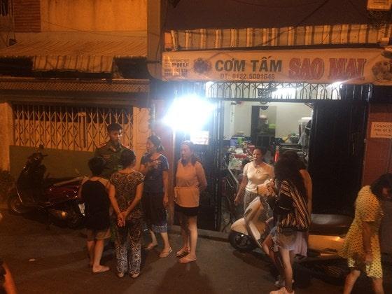 Hỗn chiến kinh hoàng giữa đường phố quận 3, nhiều người bị thương ảnh 5