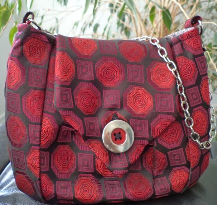 The MyTie Makeover Mini Bag by eSheep Designs