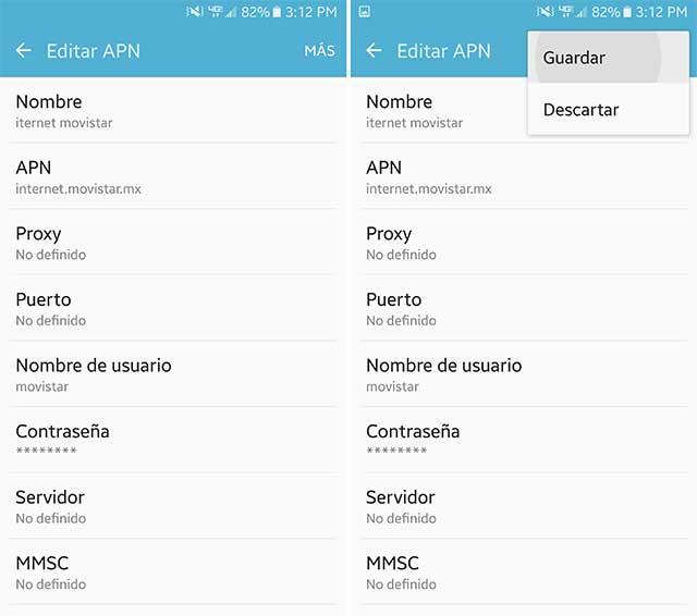 internet móvil Movistar