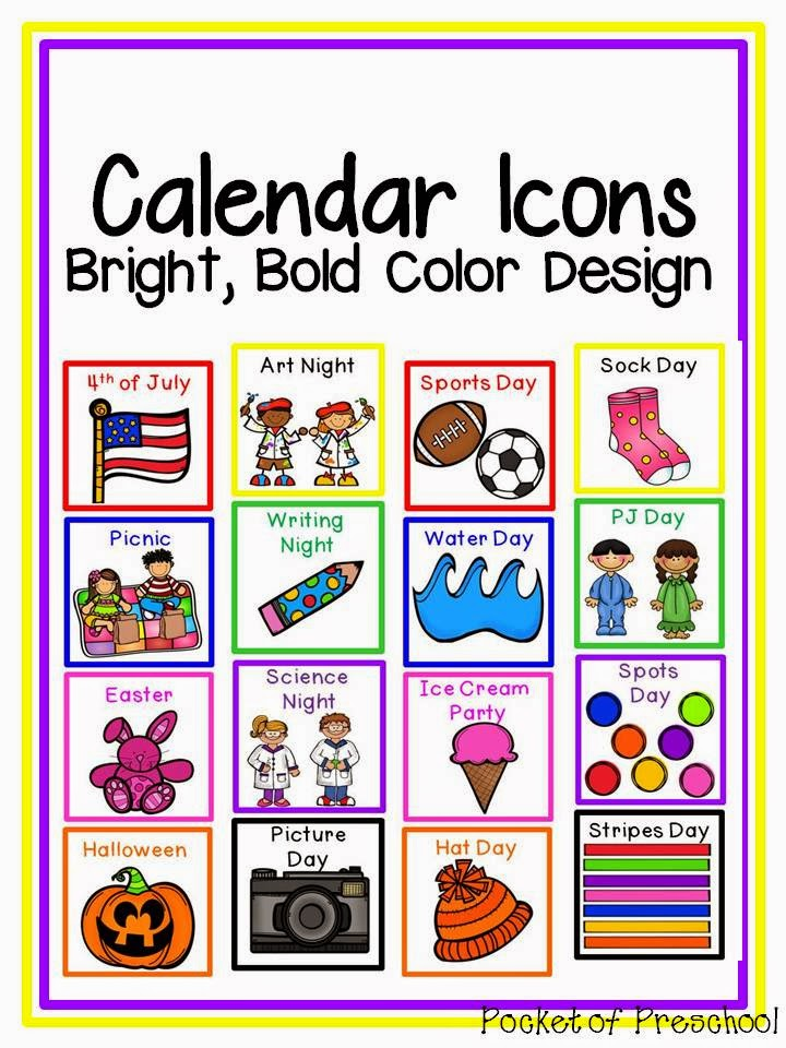 https://www.teacherspayteachers.com/Product/Calendar-Icons-Bright-Bold-Colors-Design-1410613
