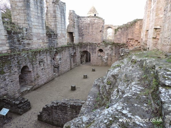 Spofforth Castle, Spofforth, North Yorkshire