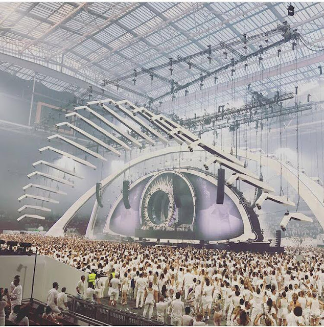 Final Edition Of Sensation White 2017 Was Sensational