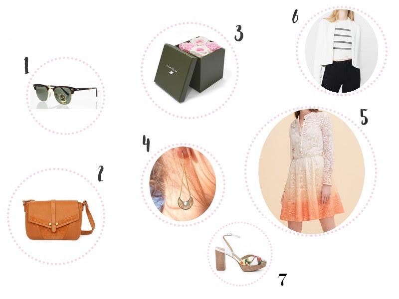wishlist shopping, mode les petites bulles de ma vie