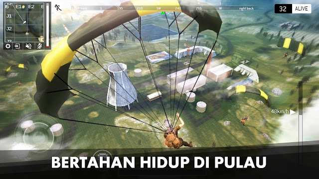 Tampilan Game Last Battleground Survival