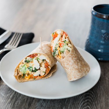 How To Prapare Wellness Wraps and Sandwiches