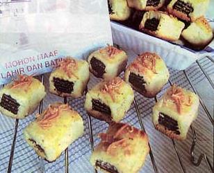 Kue Choco Wafer