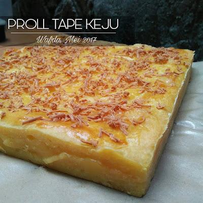 Resep Proll Tape Keju By @dapurwafda