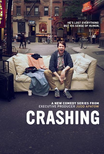 Crashing (2017-) ταινιες online seires oipeirates greek subs