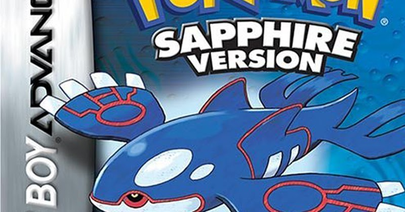 pokemon sapphire version - 800×420