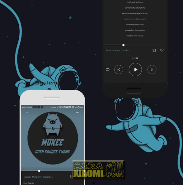 Download Tema Xiaomi Mokee OS Theme Mtz For MIUI