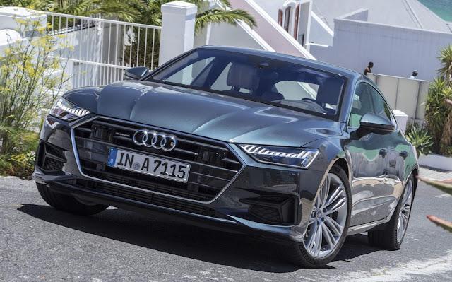 Novo Audi A7 2019