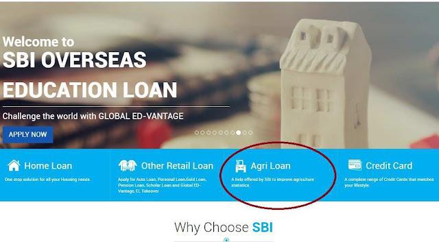 Sbi-kcc-online-application