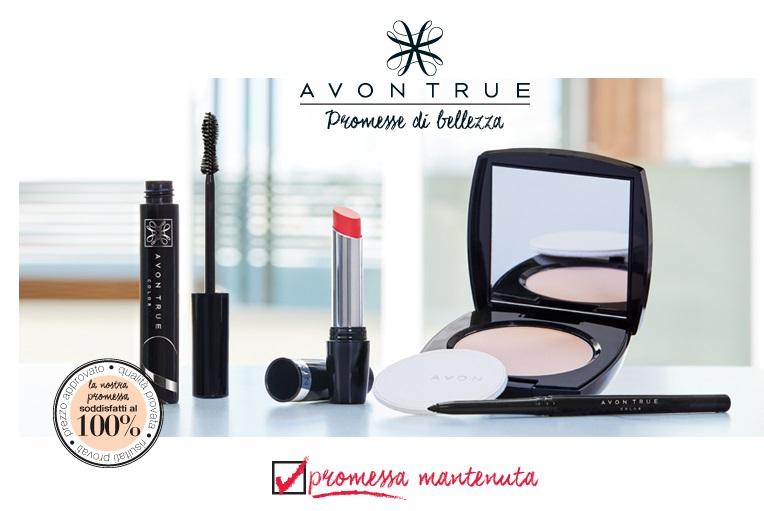 ISOLA DELLA BELLEZZA E IL MAKE-UP - Presentatrice Avon: Nuovo Mascara Wide Awake Avon True