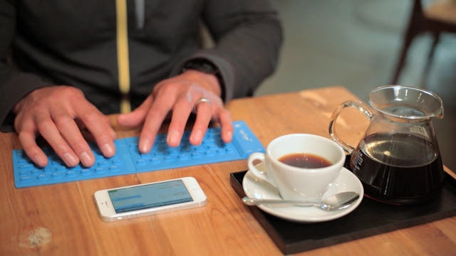 Menulis sama lancarnya dengan menggunakan laptop