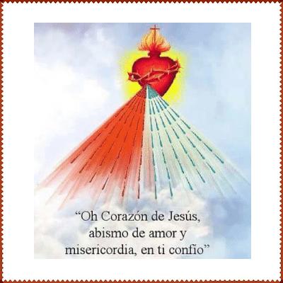 corazon abierto de jesus