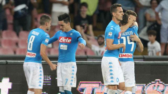 [Video] Cuplikan Gol Napoli 4-2 AC Milan (Liga Italia)
