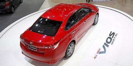 New Toyota Vios Fuel Consumption   autorecent