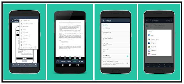 Gambar untuk Simple Scan - PDF Scanner App